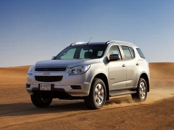 Новый Chevrolet TrailBlazer станет третьей моделью, выпускаемой на заводе GM в Санкт-Петербурге. В 2015 году на предприятии введут вторую очередь, а мощность производства доведут до 230 тысяч автомобилей в год.