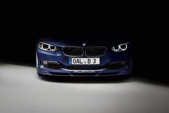 Официальный тизер BMW Alpina B3 Bi-Turbo