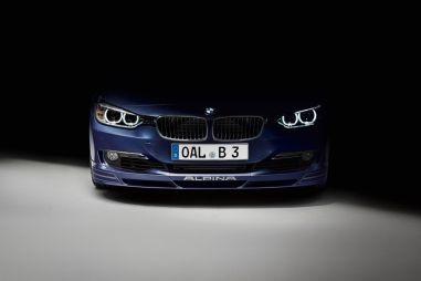 Alpina представит в Женеве форсированную версию нового седана BMW 3 series