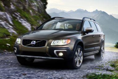 Volvo провела рестайлинг сразу шести своих моделей
