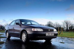 В Англии нашли старейший автомобиль Toyota местного производства