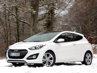 Трехдверный хэтчбек является самым доступным по цене вариантом нового Hyundai i30.