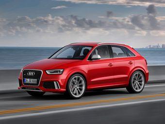 Первый кроссовер в спортивной линейке Audi RS появится в продаже уже в этом году.
