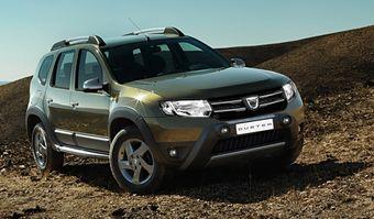 Так может выглядеть обновленный кроссовер Dacia Duster. Изображение с сайта italoborgesdesign.blogspot.ru.