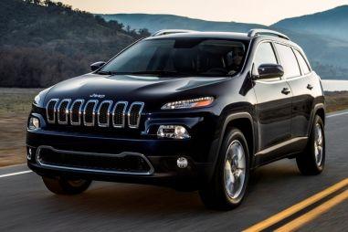 Шок-фото, или Jeep показал первые снимки нового Cherokee