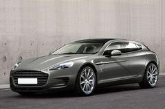 Автомобиль построен в единственном экземпляре по заказу клиента из Великобритании.