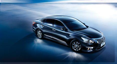 Nissan представил новое поколение седана бизнес-класса Teana