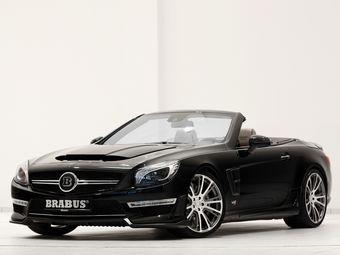 Brabus 800 Roadster может стать самым быстрым родстером в мире. Разгон до 100 км/ч у автомобиля занимает 3,7 секунды, а максимальная скорость составляет 350 км/ч.