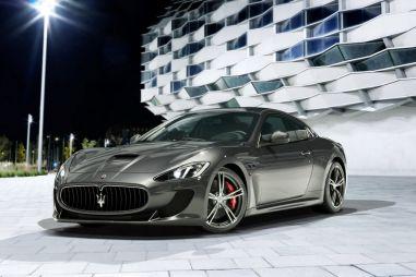 Обновленное купе Maserati GranTurismo MC Stradale сделали четырехместным