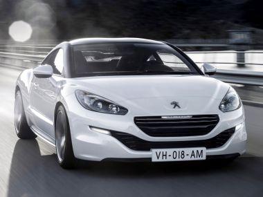 Обновленное спорт-купе Peugeot RCZ в России предложили по прежним ценам