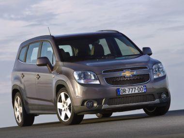 Минивэн Chevrolet Orlando в России получил дизельную версию