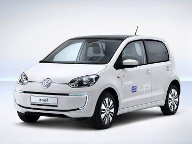 Volkswagen up! стал электрокаром с запасом хода 150 километров