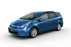 Daihatsu начала продажи в Японии гибридного автомобиля Mebius