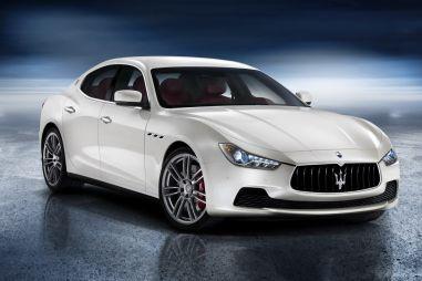 Новое поколение Maserati Ghibli сдизельным ДВС дебютирует вШанхае