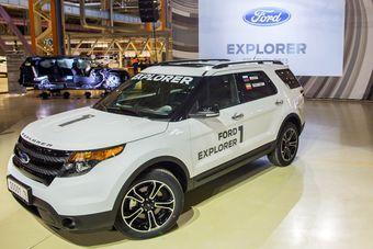 Прежде полноценное производство Ford Explorer осуществлялось исключительно в США.