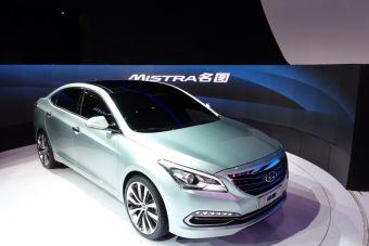 Приобрести новый седан китайские покупатели смогут уже в этом году.