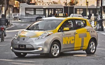 В рамках пилотного проекта в Нью-Йорке будут работать шесть электрических хэтчбеков Nissan Leaf. К 2020 году электрическими должны стать треть автомобилей такси в городе.