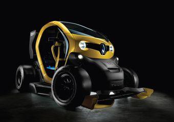 Использование «формульной» системы KERS позволило увеличить мощность электромобиля почти до 100 лошадиных сил и обеспечить ему динамические характеристики на уровне классических спортивных хэтчбеков.