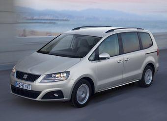 Seat Alhambra является моделью-близнецом Volkswagen Sharan, который официально в России не продается. Стоимость новинки составит от 1 391 000 рублей, а продажи начнутся в июне.