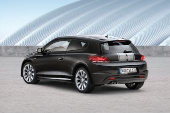 Volkswagen Scirocco в версии «Million»