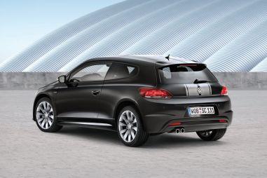VW Scirocco отмечает миллионный рубеж продаж особой серией «Million»
