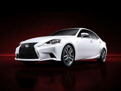 Новость о Lexus IS250