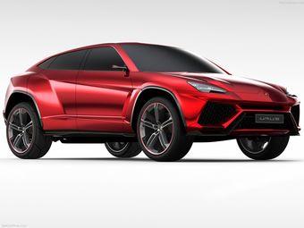 Концепт-кар Lamborghini Urus
