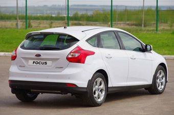 Ford Focus Sport Limited Edition