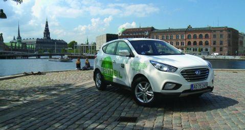 Hyundai поставил в Европу первую партию водородных авто