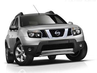 Nissan собирается продавать в Индии внедорожник Terrano, построенный на базе Renault Duster. На изображении представлен предполагаемый вариант авто.