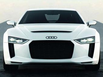 Audi Quattro Concept Studio. В этом году во Франкфурте покажут новую вариацию данной модели.