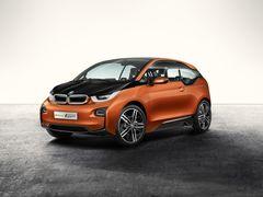 Серийный BMW i3 начнут продавать в конце года. Премьера электрокара пройдет осенью во Франкфурте.