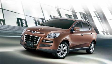 Первый тайваньский внедорожник Luxgen 7 SUV заявлен к продажам в России
