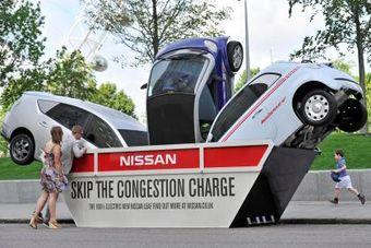 Въезд в Лондон теперь платный для таких экологичных машин, как Тойота Приус, Смарт и Фиат 500.