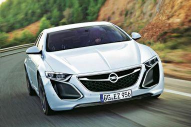 Opel готовит квозрождению заднеприводное купеMonza