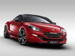 Новость о Peugeot RCZ