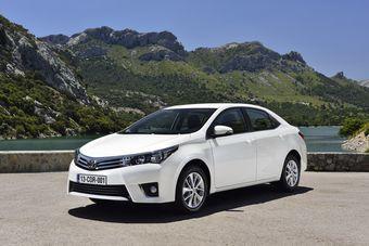 Toyota Corolla в наличии по особой цене