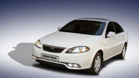 Узбекская Daewoo Gentra будет стоить от399 до542тысяч рублей