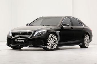 Компания Brabus представляет свою точку зрения нановое поколение Mercedes-Benz S-Class: больше мощности, выше скорость.