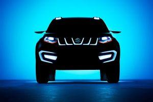 Suzuki привезет во Франкфурт концепт внедорожника iV-4