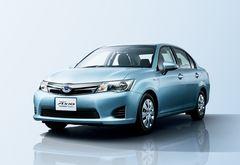 Новость о Toyota Corolla Fielder