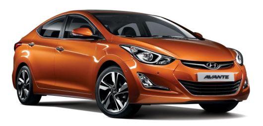 Hyundai показал обновленную Elantra