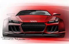 Суперкар, оснащенный 4-литровым турбомотором и электродвигателем, сможет разгоняться до «сотни» за 3 секунды и развивать максимальную скорость в 320 км/час.