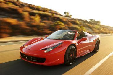 Тюнинг-ателье Hennessey подготовило 738-сильный Ferrari 458 Spider