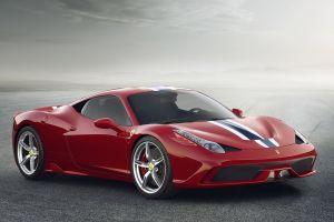 Ferrari покажет во Франкфурте 605-сильное купе 458 Speciale