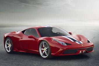 «Специальная» версия Ferrari 458 Italia получит улучшенные характеристики динамики и управляемости.