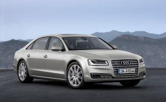 Audi представила обновленный флагман A8