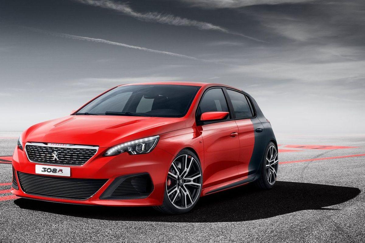 Новый Peugeot 308 покажут во Франкфурте
