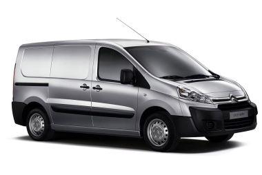 Peugeot и Citroen привезут в Россию фургоны Expert и Jumpy