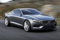Volvo Concept Coupe создано для демонстрации не только нового фирменного дизайна, но и последних технологий марки.